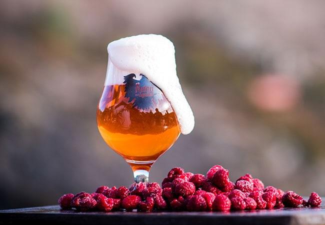 Cervezas de primavera